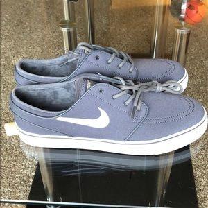 Nike SB Janoski Grey Canvas size 10